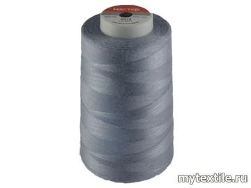 Нитки 00309 серый полиэстер - 100% Китай