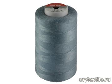 Нитки 00311 серый полиэстер - 100% Китай
